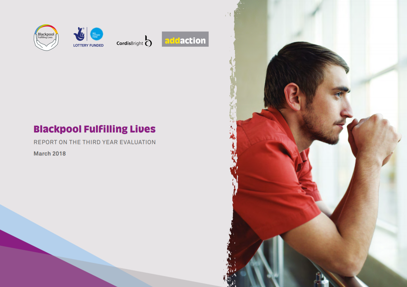 Evaluation of Blackpool Fulfilling Lives: year 3 report