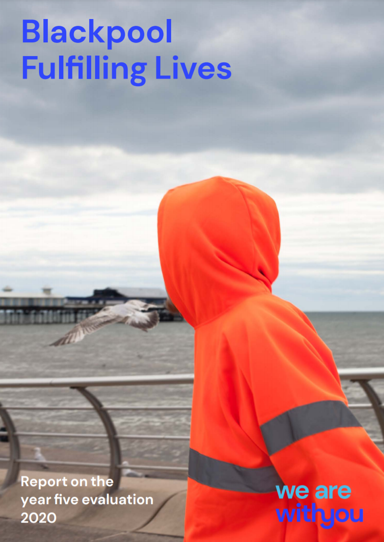 Evaluation of Blackpool Fulfilling Lives: year 5 report