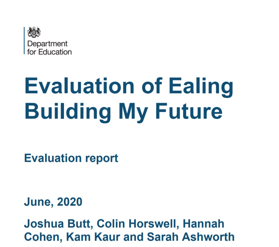 Ealing Building My Future