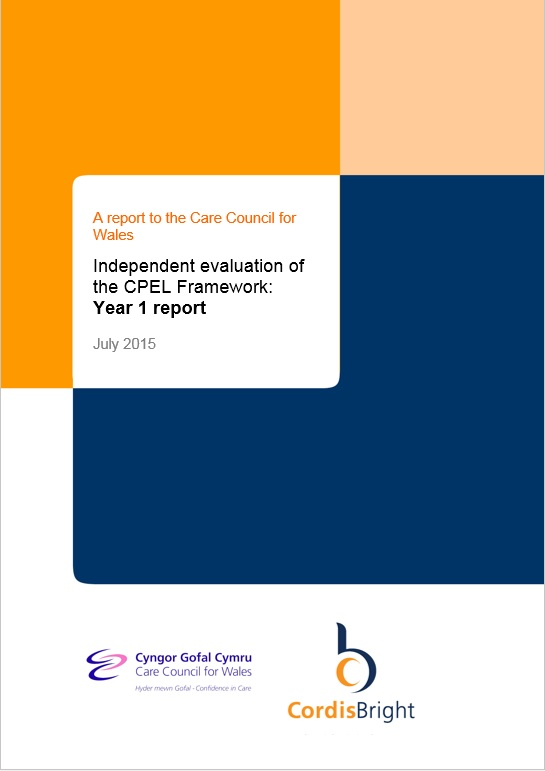 Evaluation of the CPEL Framework