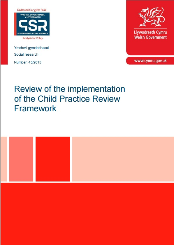 Child Practice Review Framework