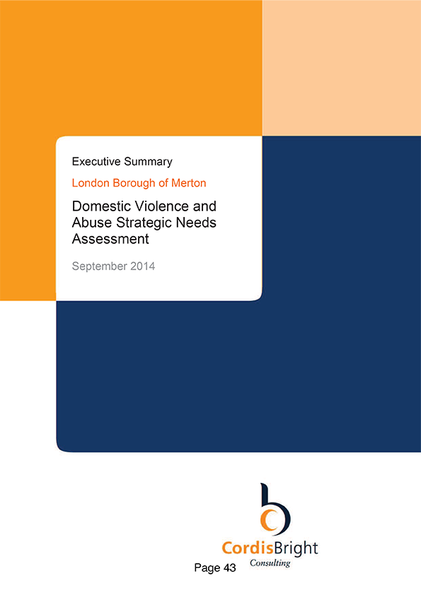 All-Wales Domestic Abuse and Sexual Violence Helpline Evaluation