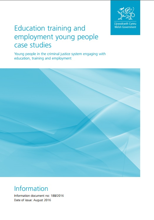 Case studies on education, training and employment