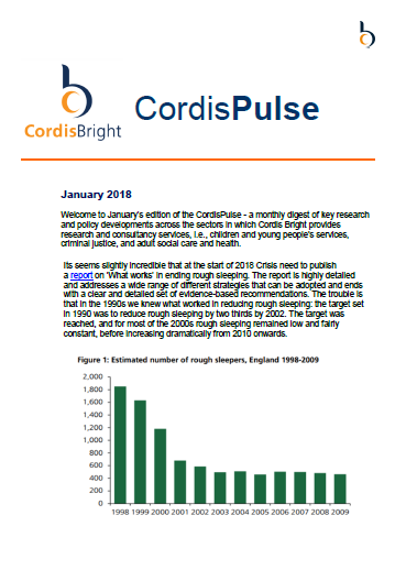 Cordis Pulse: January 2018