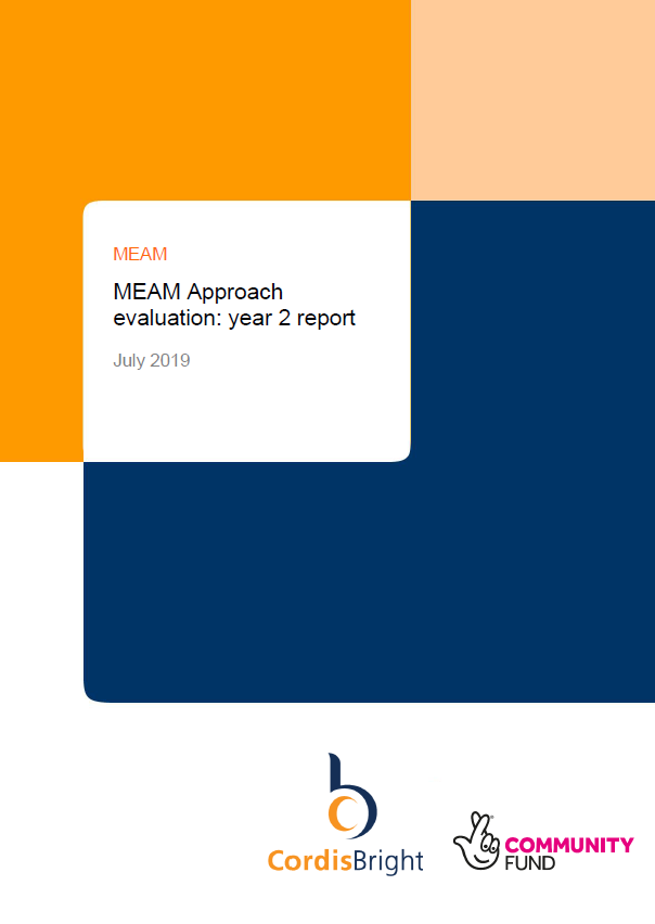 MEAM Approach evaluation: year 2 report