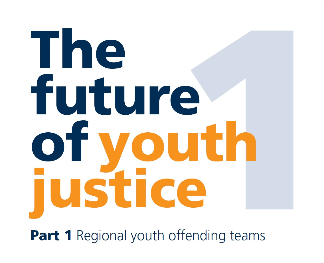 The future of youth justice - part 1