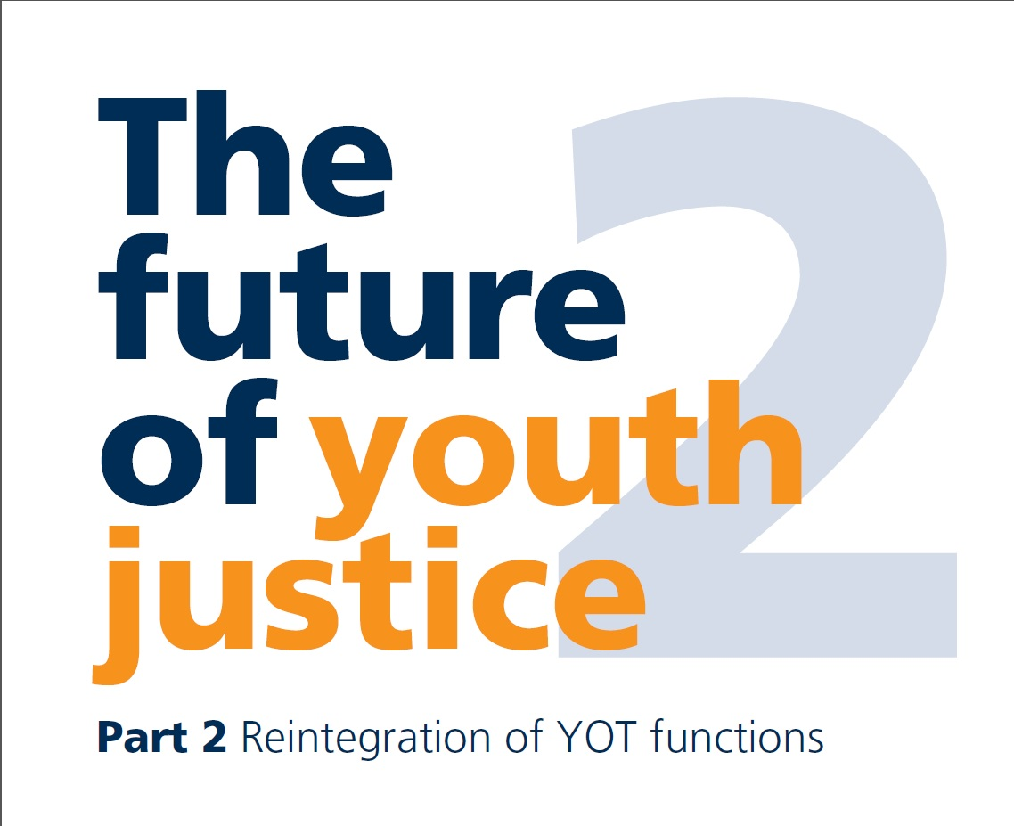 The future of youth justice - part 2